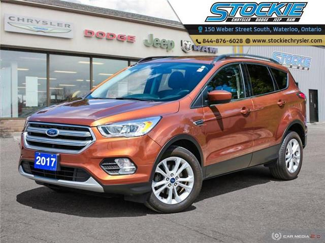 2017 Ford Escape SE (Stk: 34542) in Waterloo - Image 1 of 27
