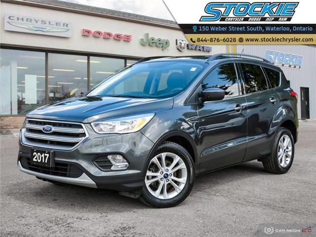 2017 Ford Escape SE (Stk: 34604) in Waterloo - Image 1 of 27