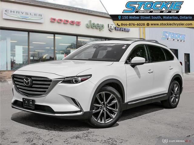 2016 Mazda CX-9 Signature (Stk: 34495) in Waterloo - Image 1 of 27
