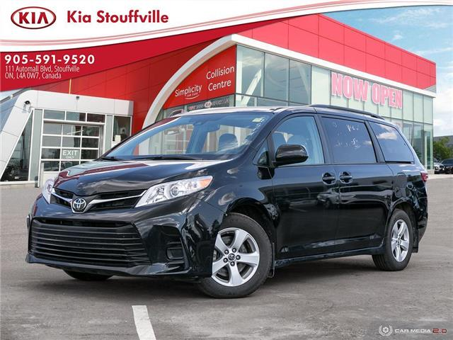 2019 Toyota Sienna LE 8-Passenger (Stk: P0226) in Stouffville - Image 1 of 26