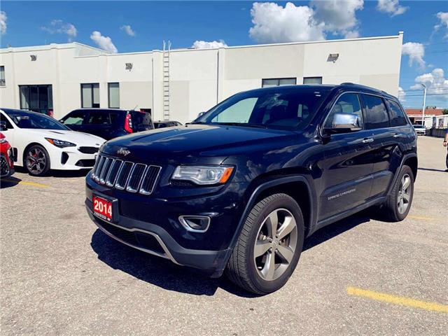 2014 Jeep Grand Cherokee Limited (Stk: U421) in North York - Image 1 of 30