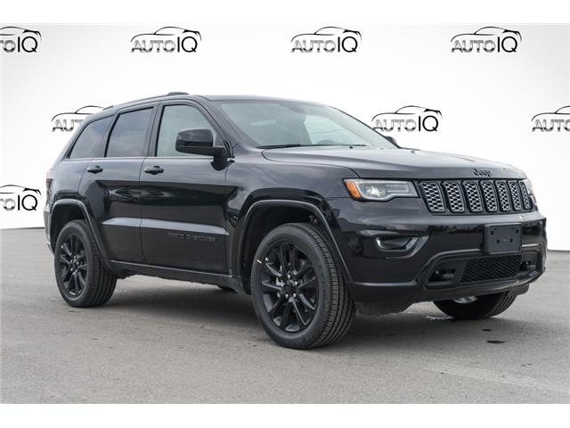 2020 Jeep Grand Cherokee Laredo (Stk: 43877) in Innisfil - Image 1 of 30