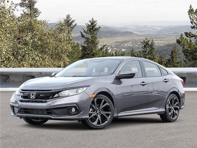 2020 Honda Civic Sport (Stk: 20651) in Milton - Image 1 of 23