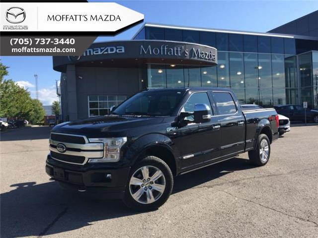 2019 Ford F-150 Platinum (Stk: 28481) in Barrie - Image 1 of 27