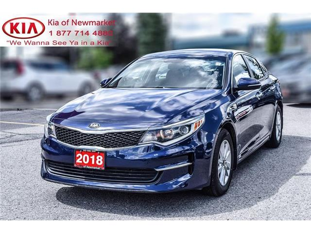 2018 Kia Optima LX (Stk: 200524A) in Newmarket - Image 1 of 16