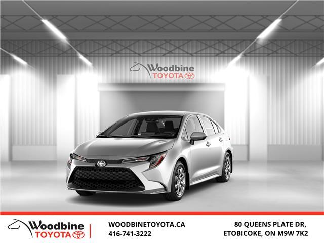2020 Toyota Corolla LE (Stk: 20-904) in Etobicoke - Image 1 of 13