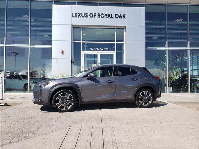 2020 Lexus UX 250h Base (Stk: L20382) in Calgary - Image 1 of 10