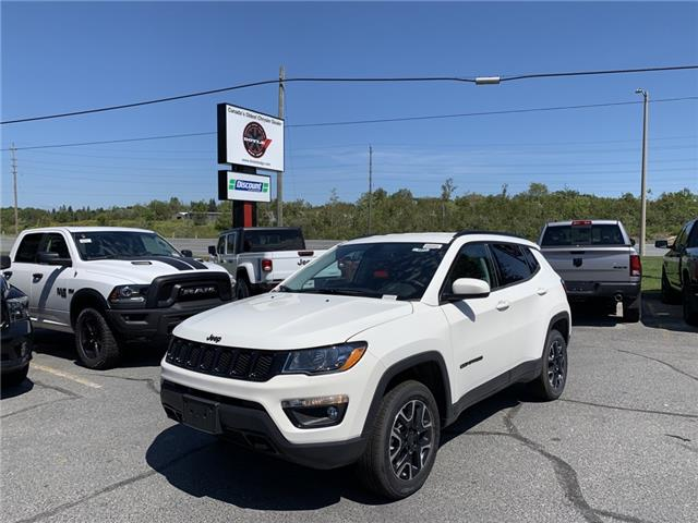 2020 Jeep Compass Sport (Stk: 6077) in Sudbury - Image 1 of 19