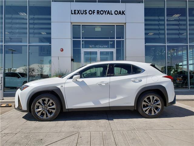 2020 Lexus UX 250h Base (Stk: L20414) in Calgary - Image 1 of 10