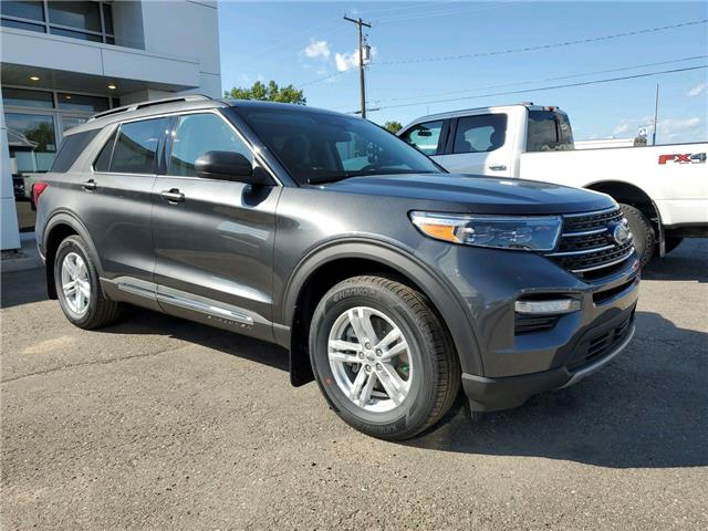 2020 Ford Explorer XLT (Stk: 20181) in Wilkie - Image 1 of 24