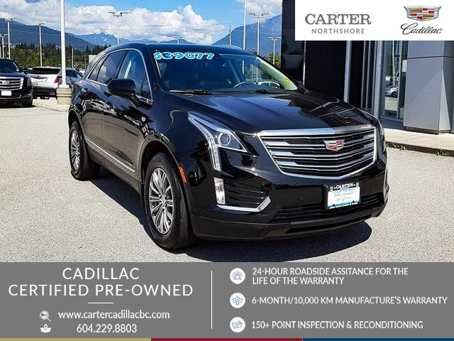 2018 Cadillac XT5 Luxury (Stk: 974240) in North Vancouver - Image 1 of 26