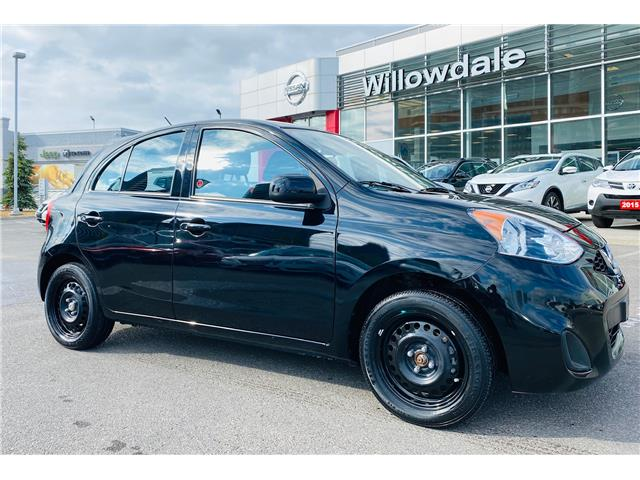 2017 Nissan Micra S (Stk: C35525) in Thornhill - Image 1 of 15