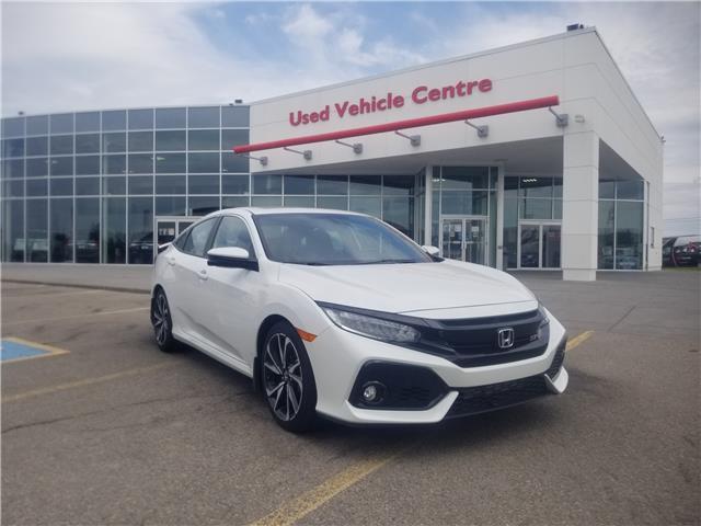 2019 Honda Civic Si Base (Stk: U204180) in Calgary - Image 1 of 30