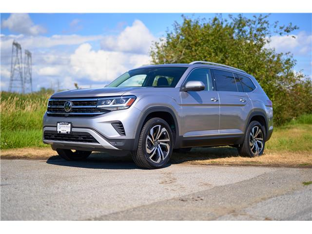2021 Volkswagen Atlas 3.6 FSI Execline (Stk: MA507772) in Vancouver - Image 1 of 24