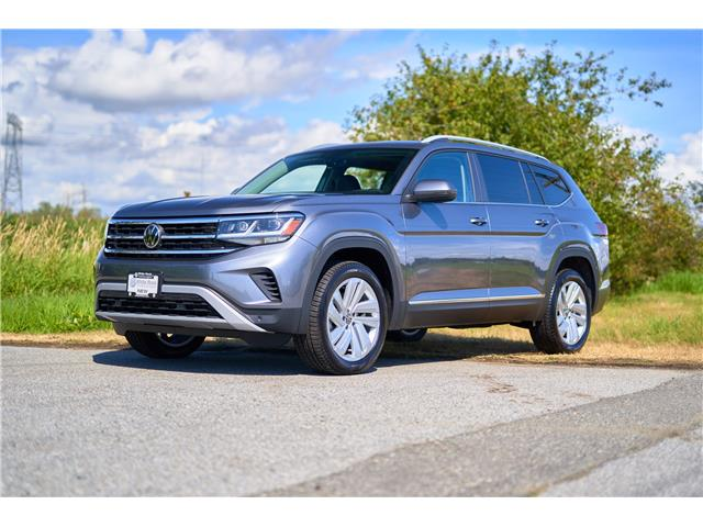 2021 Volkswagen Atlas 2.0 TSI Highline (Stk: MA506580) in Vancouver - Image 1 of 23