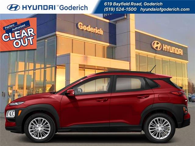 2021 Hyundai Kona NO OPTIONS (Stk: 21001) in Goderich - Image 1 of 1