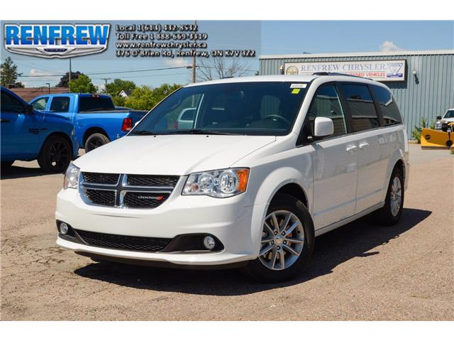 2020 Dodge Grand Caravan Premium Plus (Stk: L073) in Renfrew - Image 1 of 24