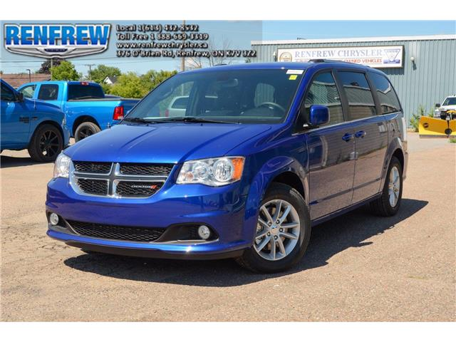2020 Dodge Grand Caravan Premium Plus (Stk: L074) in Renfrew - Image 1 of 23