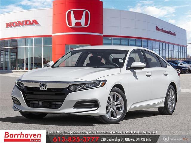 2020 Honda Accord LX 1.5T (Stk: 3114) in Ottawa - Image 1 of 23