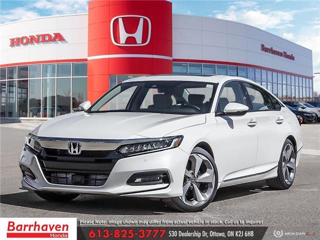 2020 Honda Accord Touring 1.5T (Stk: 3092) in Ottawa - Image 1 of 11