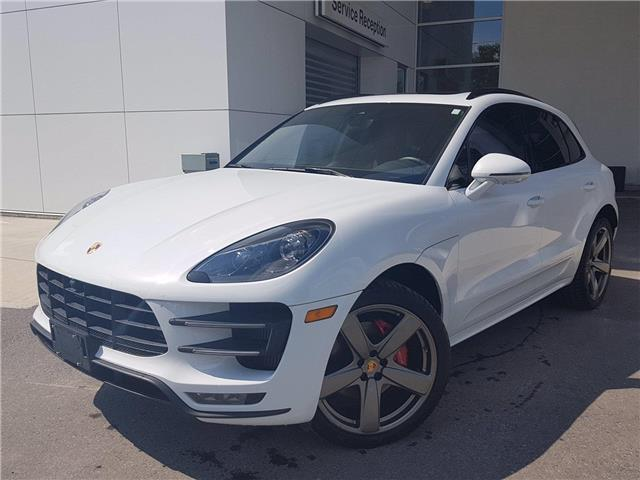 2018 Porsche Macan Turbo (Stk: P9509) in Gloucester - Image 1 of 29