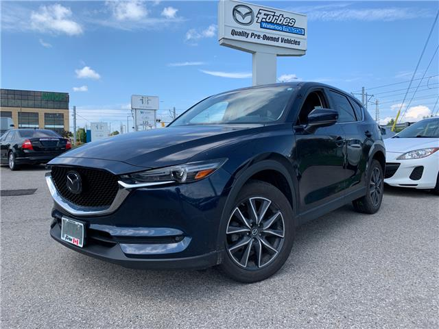 2017 Mazda CX-5 GT (Stk: L2428) in Waterloo - Image 1 of 1