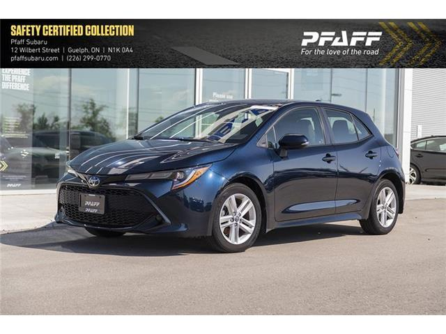 2019 Toyota Corolla Hatchback Base (Stk: S00689A) in Guelph - Image 1 of 20