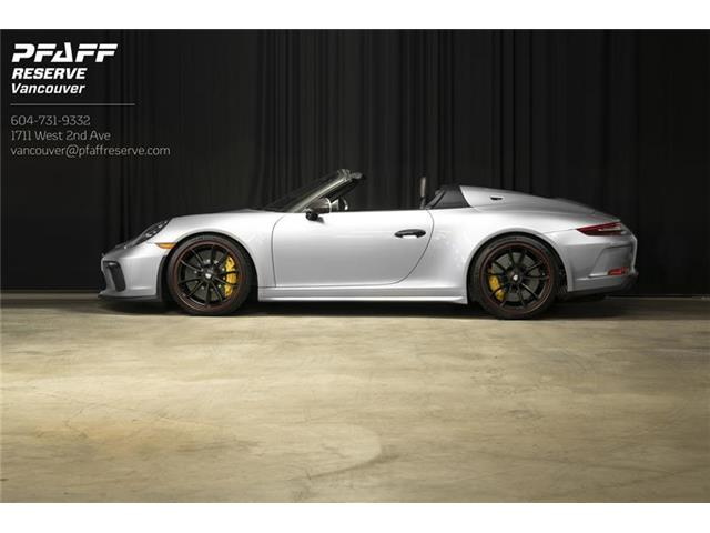 2019 Porsche 911 Speedster (Stk: AT0028) in Vancouver - Image 1 of 21