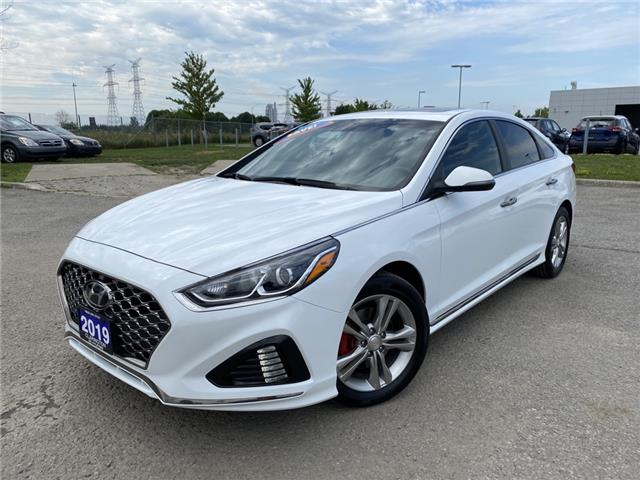 2019 Hyundai Sonata Preferred (Stk: 19976D) in Clarington - Image 1 of 14