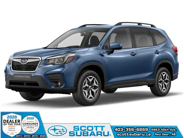 2020 Subaru Forester Convenience (Stk: 493157) in Red Deer - Image 1 of 10