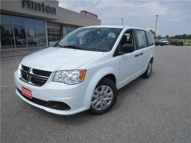 2020 Dodge Grand Caravan SE (Stk: 20205) in Perth - Image 1 of 13