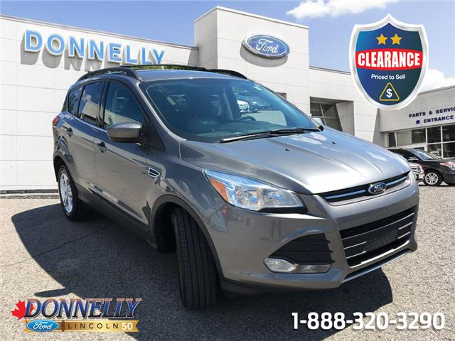 2014 Ford Escape SE (Stk: CLDT762A) in Ottawa - Image 1 of 22