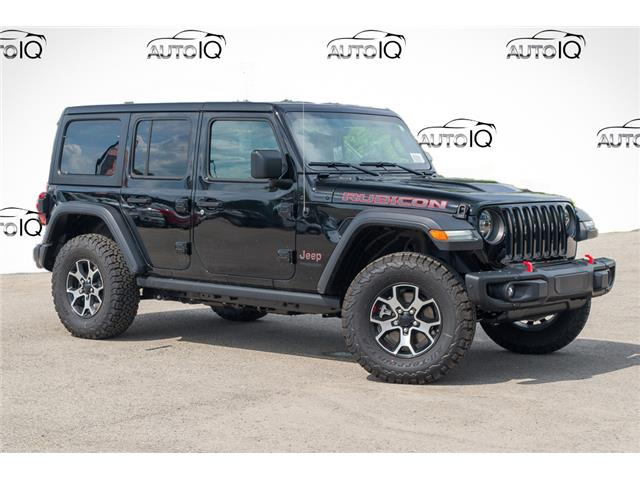 2020 Jeep Wrangler Unlimited Rubicon (Stk: 34078) in Barrie - Image 1 of 30
