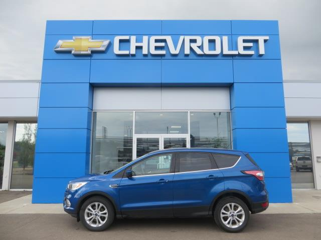 2017 Ford Escape SE (Stk: C00017) in STETTLER - Image 1 of 17