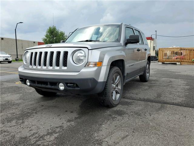 2016 Jeep Patriot Sport/North (Stk: A20192) in Ottawa - Image 1 of 30
