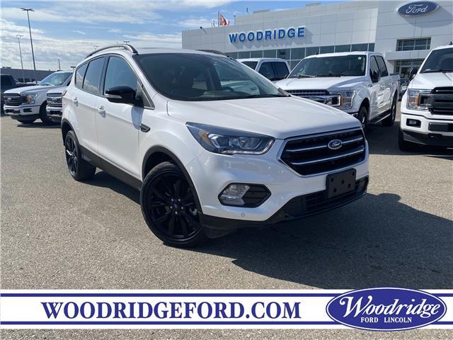 2019 Ford Escape Titanium (Stk: 17601) in Calgary - Image 1 of 22