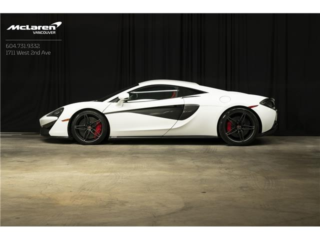 2017 McLaren 570S Coupe (Stk: PL476614001) in Vancouver - Image 1 of 21