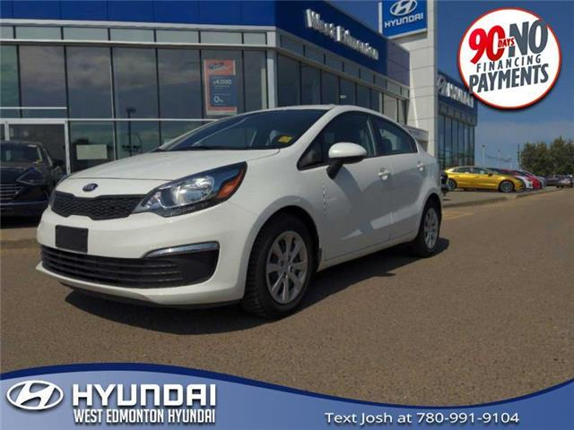 2017 Kia Rio LX+ (Stk: PS1311) in Edmonton - Image 1 of 20