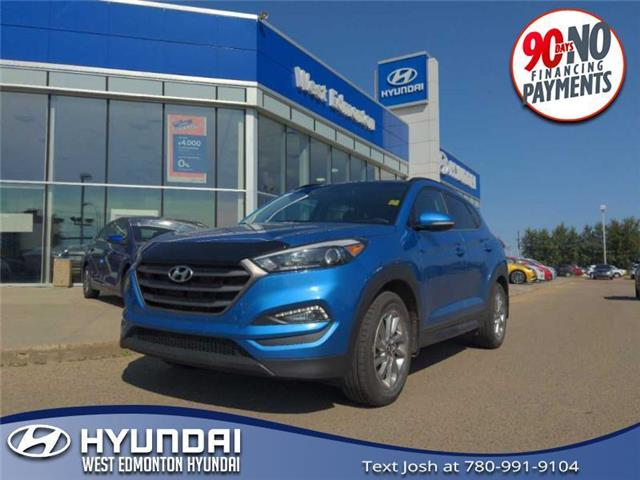 2016 Hyundai Tucson Limited (Stk: 3916A) in Edmonton - Image 1 of 23