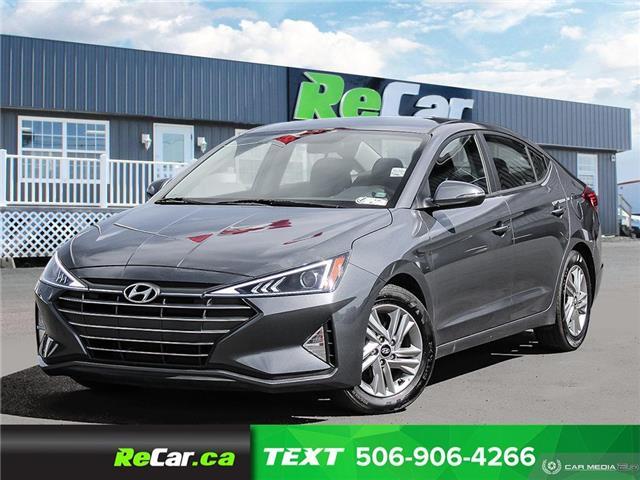 2020 Hyundai Elantra Preferred (Stk: 200895A) in Fredericton - Image 1 of 21