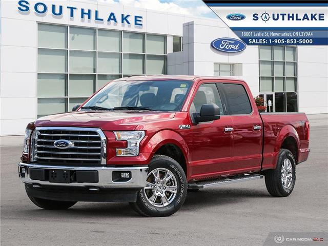2017 Ford F-150 XLT (Stk: P51350) in Newmarket - Image 1 of 27