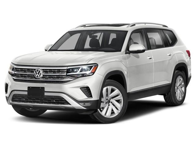 2021 Volkswagen Atlas 3.6 FSI Highline (Stk: W1786) in Toronto - Image 1 of 9