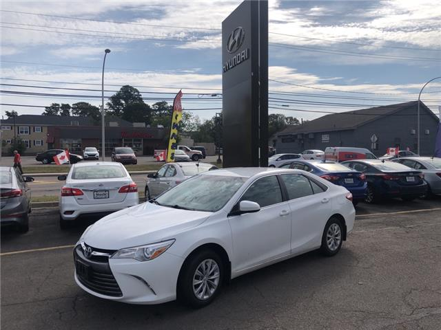 2016 Toyota Camry LE (Stk: U3624A) in Charlottetown - Image 1 of 8