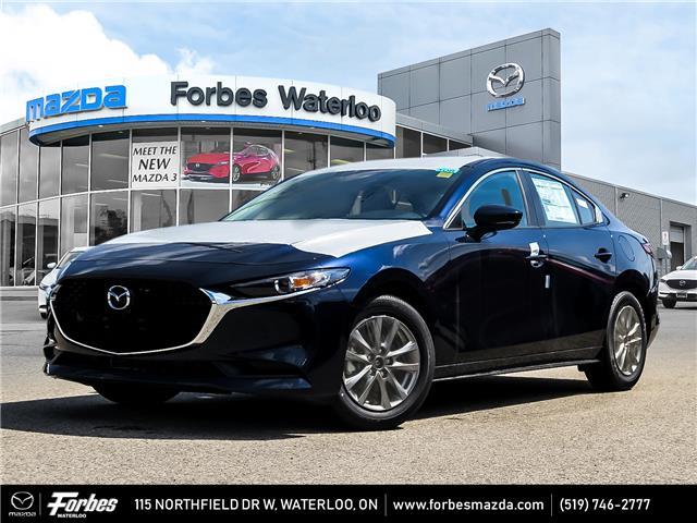 2020 Mazda Mazda3  (Stk: A6987) in Waterloo - Image 1 of 14