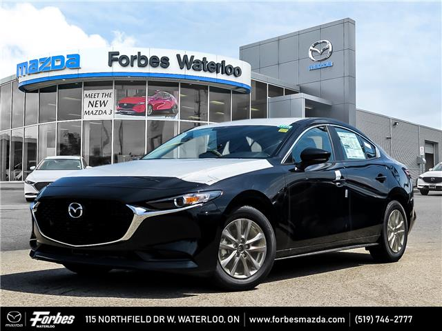 2020 Mazda Mazda3 GX (Stk: A7010) in Waterloo - Image 1 of 13