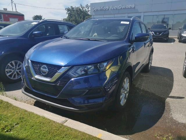 2020 Nissan Qashqai SV (Stk: CLW252318) in Cobourg - Image 1 of 2