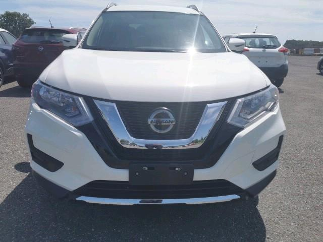 2020 Nissan Rogue S (Stk: CLC806288) in Cobourg - Image 1 of 4