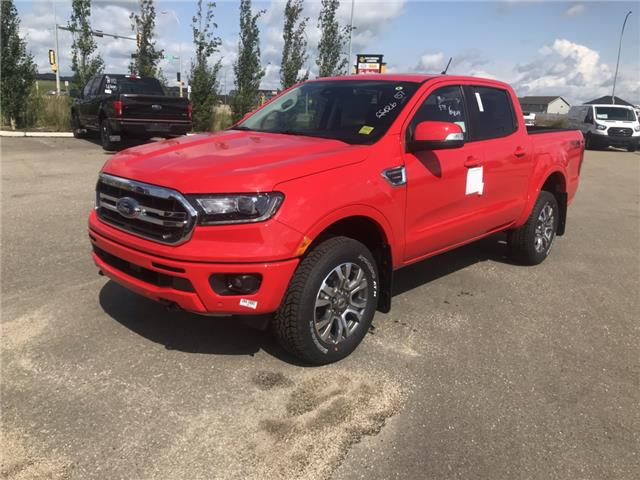 2020 Ford Ranger Lariat (Stk: LRN034) in Ft. Saskatchewan - Image 1 of 20