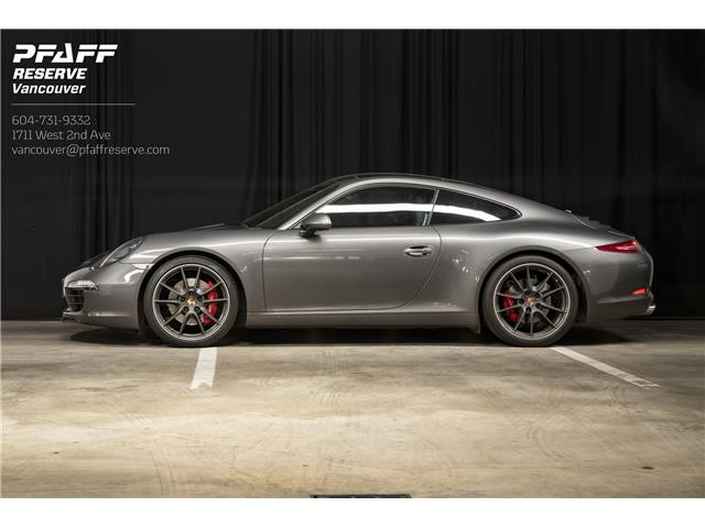 2014 Porsche 911 Carrera S Coupe  (Stk: PL464969004) in Vancouver - Image 1 of 20