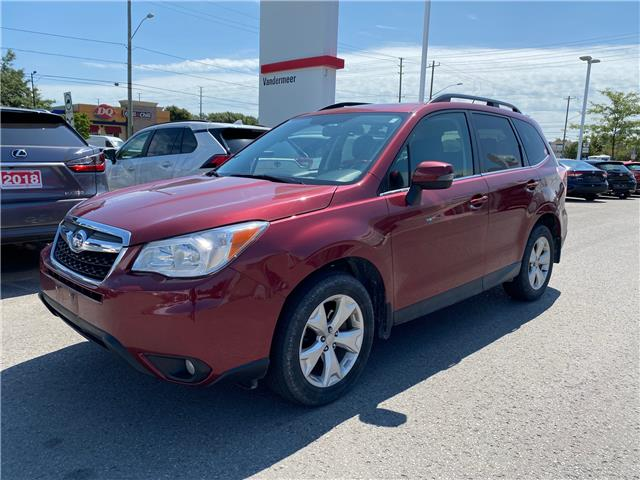 2014 Subaru Forester 2.5i Touring Package (Stk: W4948B) in Cobourg - Image 1 of 1